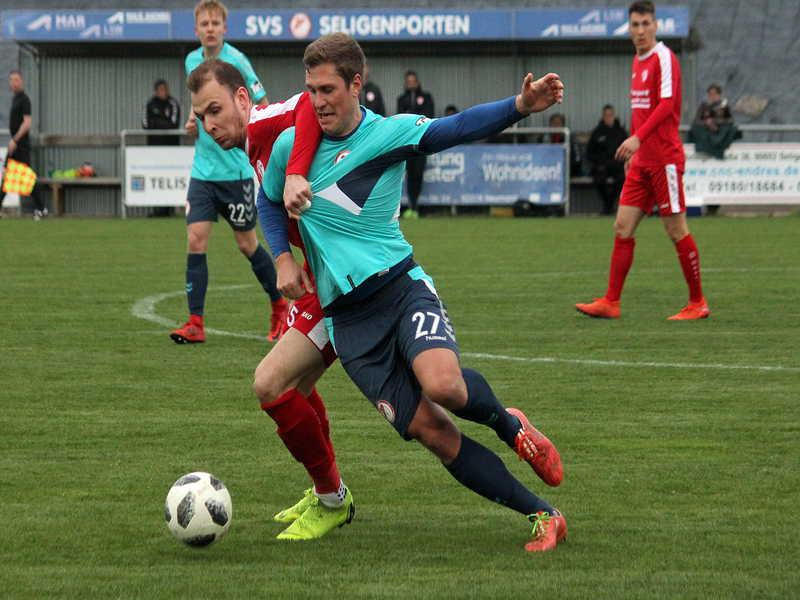 """""""Die Mannschaft steht in der Pflicht"""" Bayernliga Trainer Hendrik Baumgart erwartet im Lokalderby beim ASV Neumarkt eine Reaktion"""
