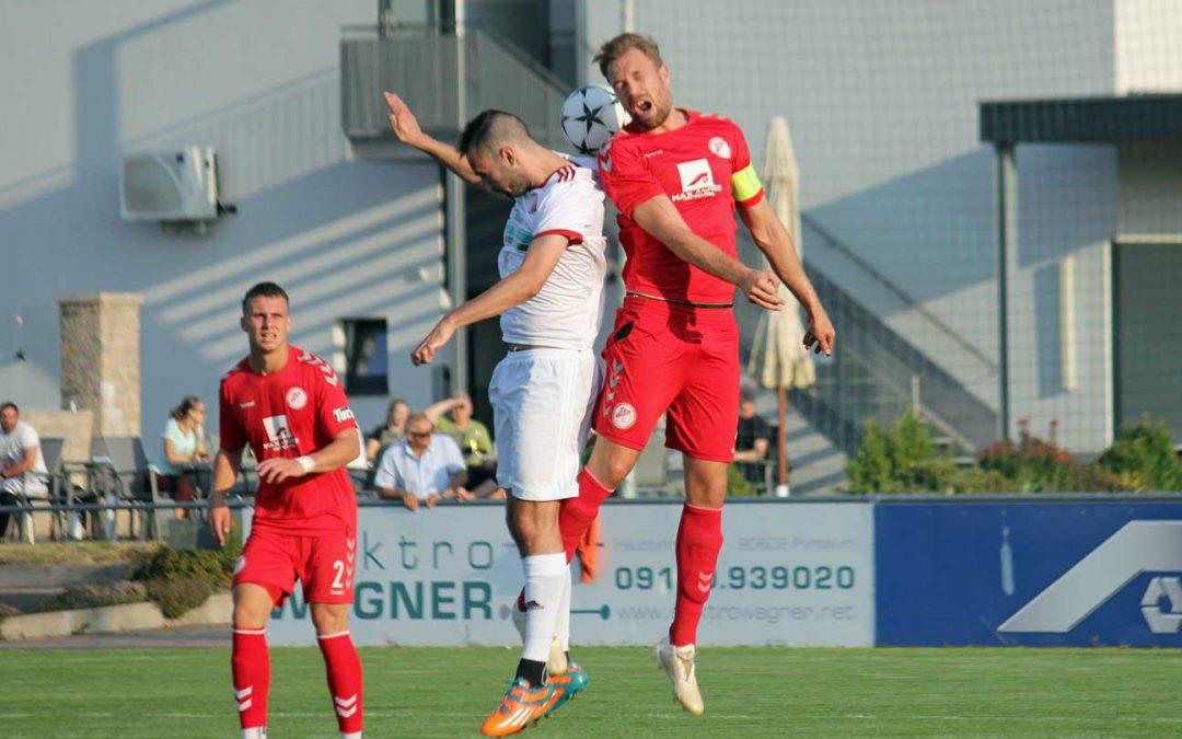 Der SVS holt drei Punkte und Bernd Rosinger