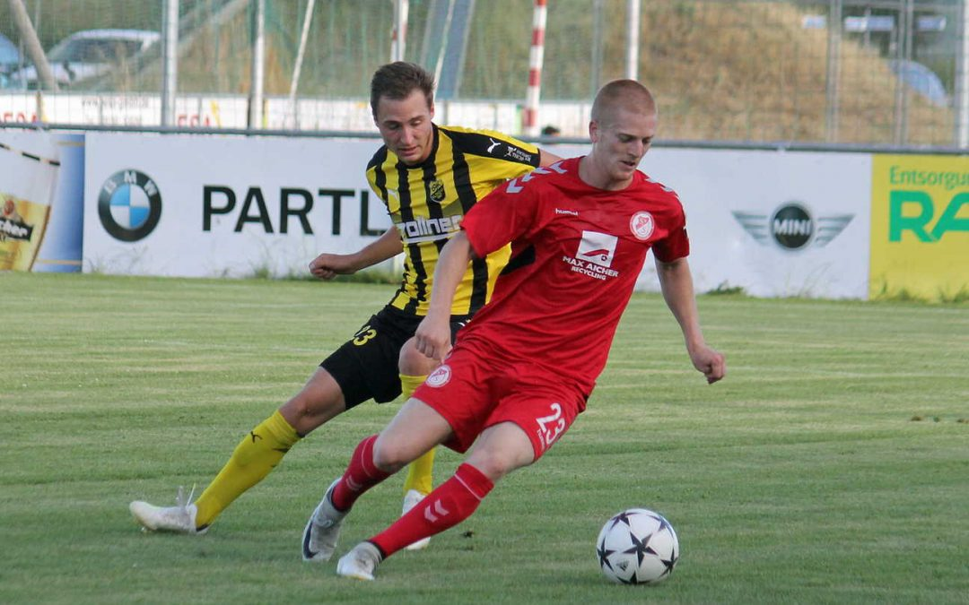 SVS will Pokal-Revanche