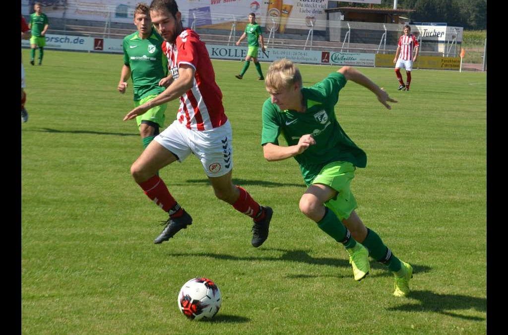 SV Seligenporten II dreht turbulente Partie gegen den FC Ezelsdorf II und hält Anschluss an die Spitze