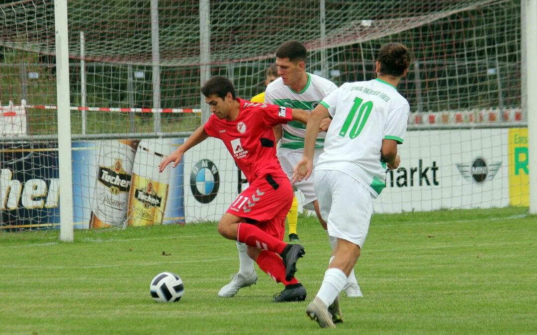 SVS düpiert Greuther Fürth U23