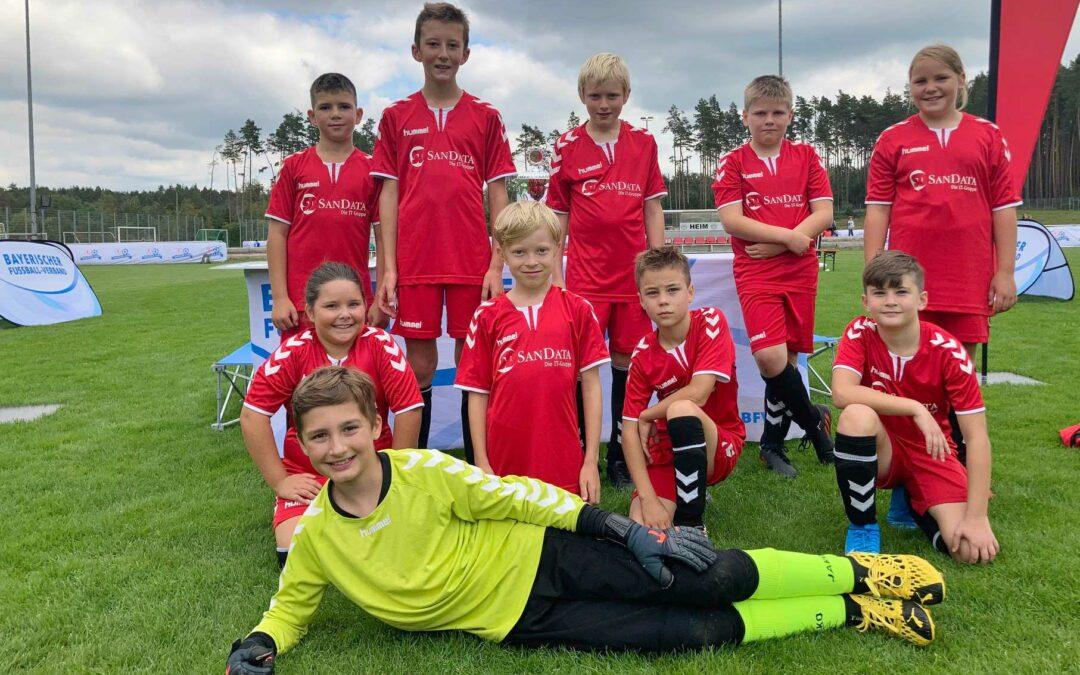 Aufregende Woche für die E-Jugend des SV Seligenporten
