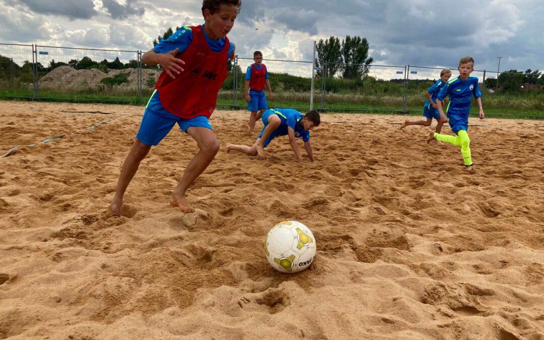 Beach-Soccer-Turnier war ein voller Erfolg