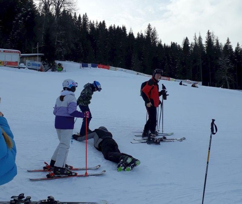 Gelungener Ski-Ausflug der SVS – Jugend