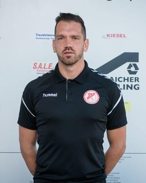 Florian Beck (Torwarttrainer)